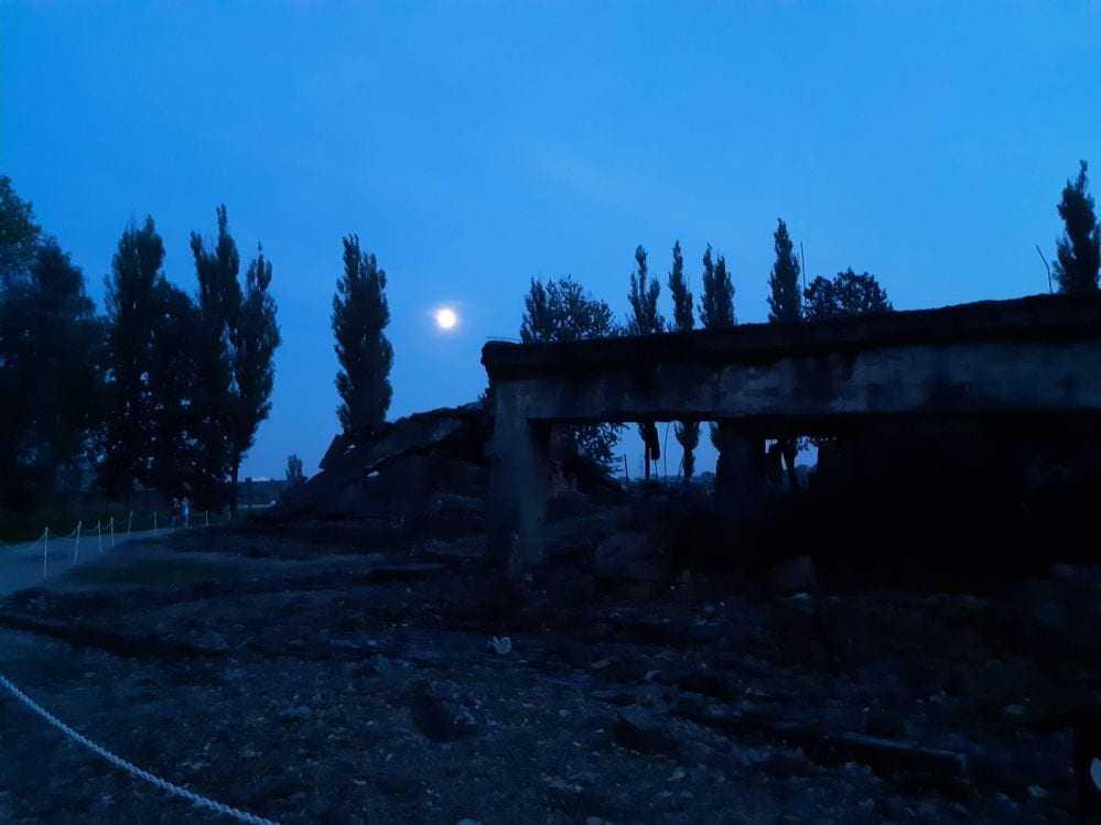 Birkeanu forno crematorio